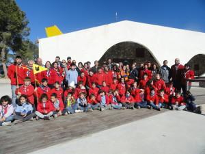 La Nucia CEM Scout aniv 2015
